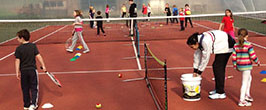 Children's tennis camps in Maidstone, Kent