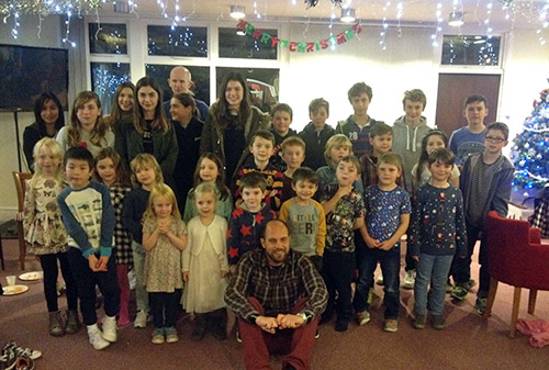 Maidstone Tennis Academy Junior Christmas Party @ Bearsted