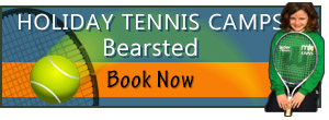 Holiday Tennis Camps with Maidstone Tennis Academy in Bearsted