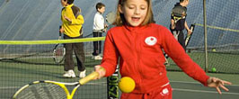 Children's tennis camps in Bearsted, Kent